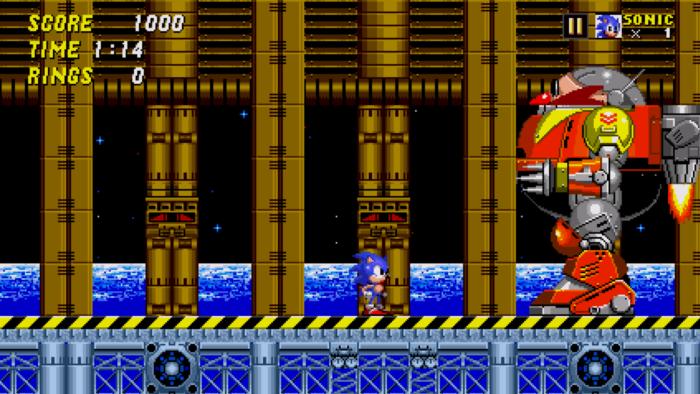 Sonic 2sday