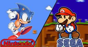 Sega x Nintendo